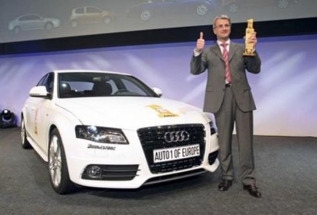 Audi A4 - Campionul Euro!