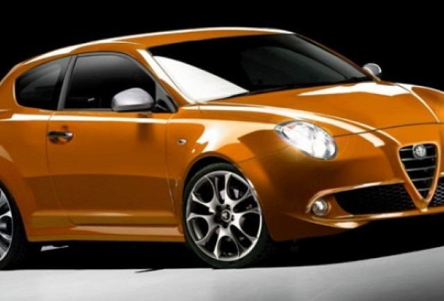 Alfa Romeo MIto - Adversarul MINI!