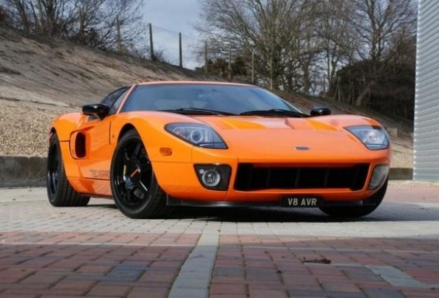 Ford GT - Putere de neegalat!