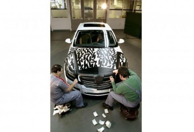 Vauxhall Insignia - Implinirea e aproape...