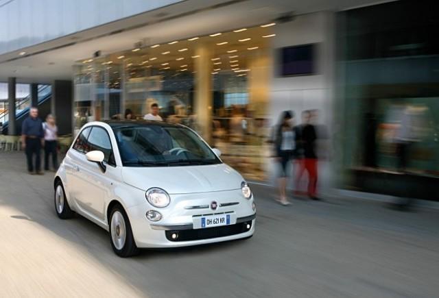 Pur si simplu Fiat 500