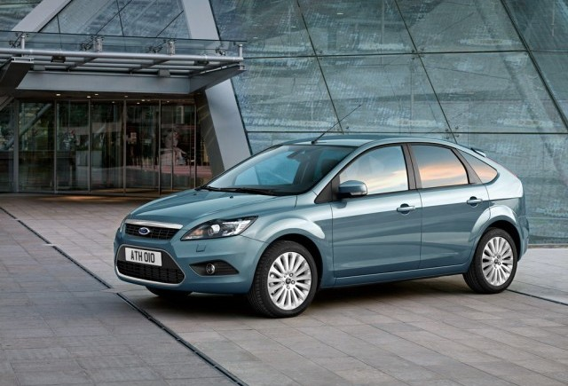Noul Ford Focus se lanseaza la nivel national