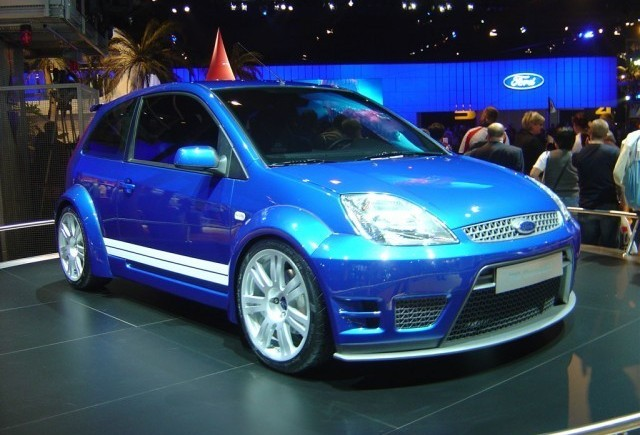 Ford Fiesta RS se avanta in lupta!