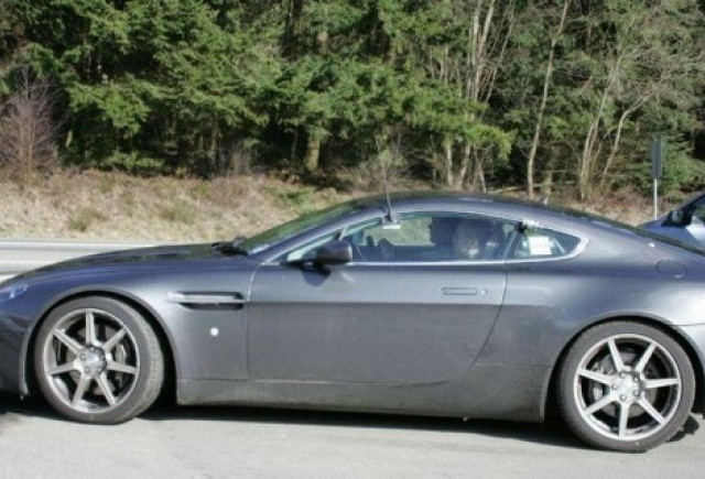 Aston Martin Vantage RS - Fortarea limitelor...