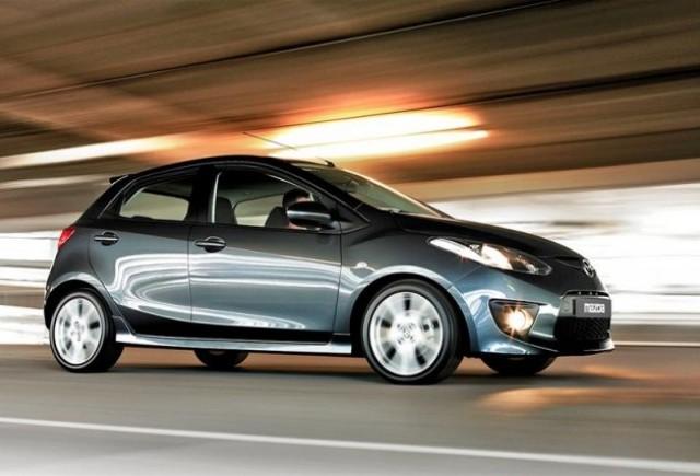 Extinderea retelei de dealeri si gama noua de modele au dus la explozia vanzarilor Mazda in Romania