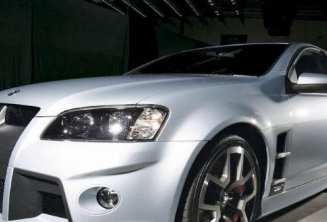 Vauxhall VXR8 dezlantuie forta Corvette!
