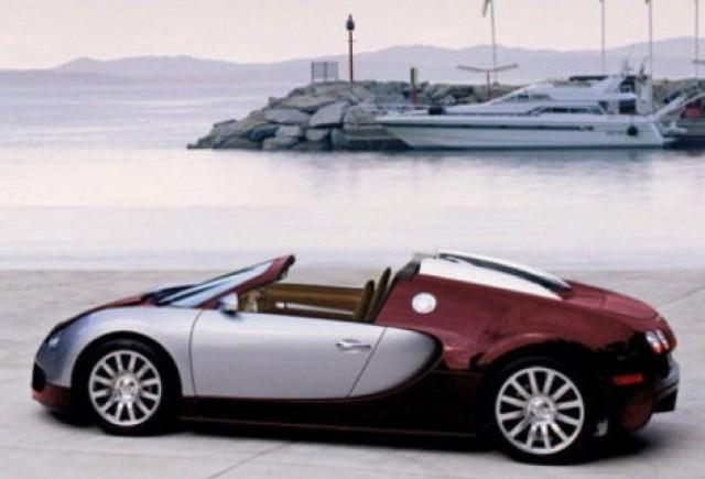 Bugatti confirma Veyron Targa