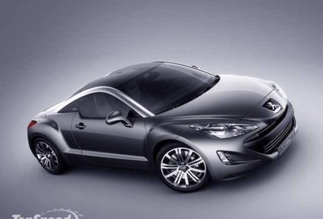 Peugeot 308 RC Z intra in productie, oficial!