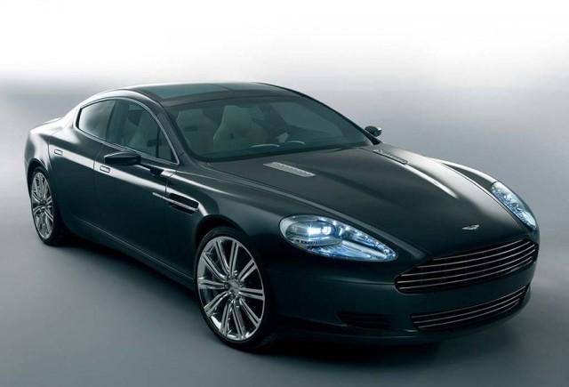 Aston Martin Rapide - La jugulara Porsche