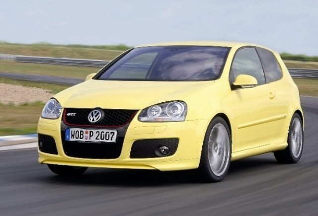 Golf GTI - Cireasa de pe tortul VW