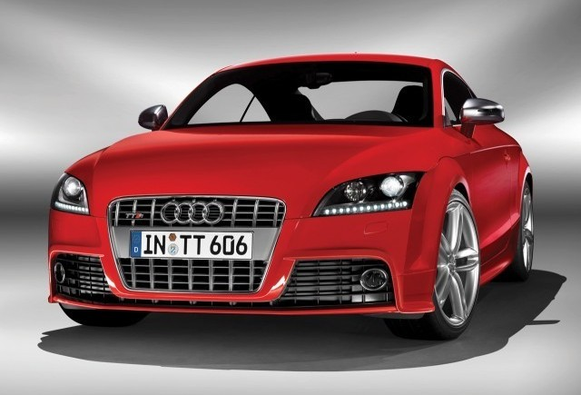 Audi TTS si TT TDI -  Revigorarea liniei
