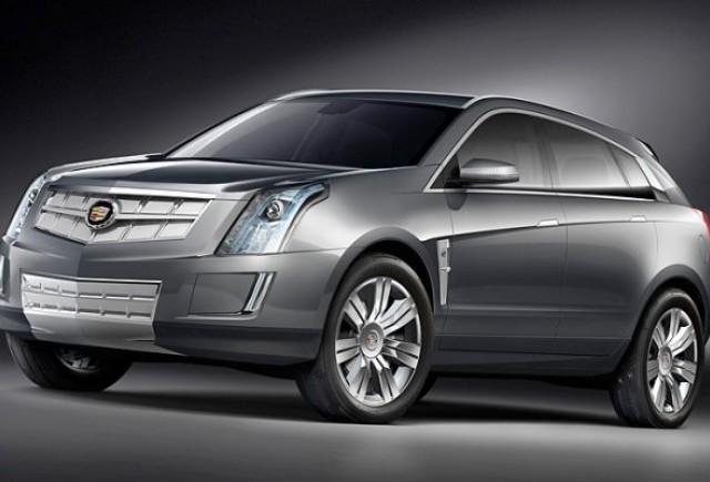 Cadillac Provoq - Un SUV verde