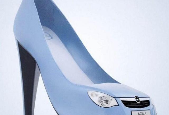 Opel Agila - Cu un pas in fata concurentei!(la propriu)