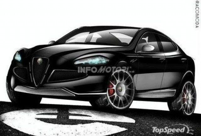 Viitorul SUV Alfa Romeo va fi construit pe platforma viitorului 149