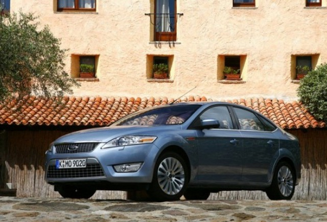Ford Mondeo - Lux rentabil!
