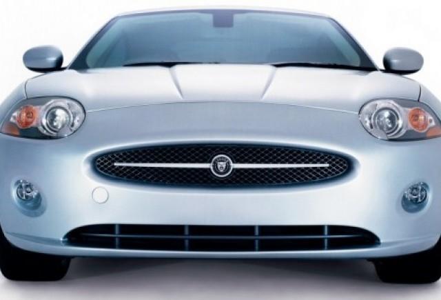 Jaguar XK- Amprenta Tata!