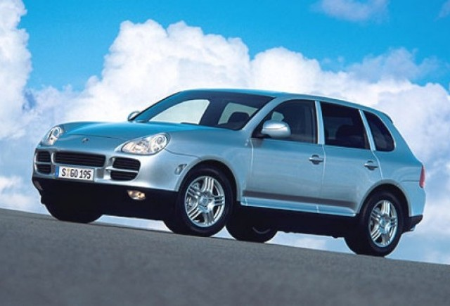 Varianta Diesel al lui Cayenne se va lansa in 2009