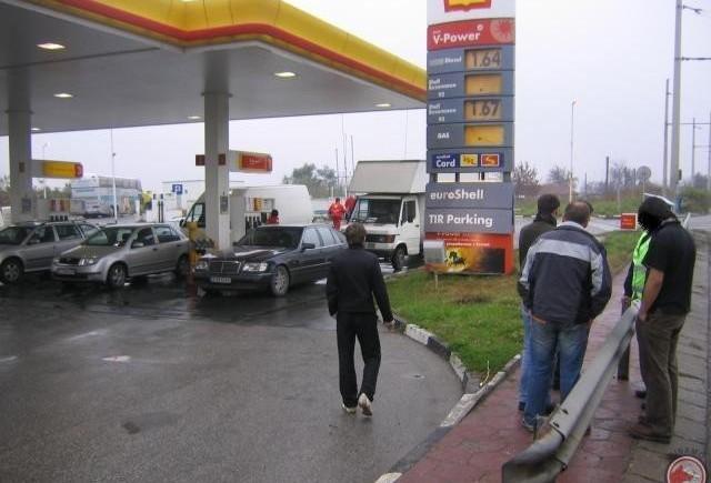 Ratiile pentru carburanti - O probabilitate in viitor