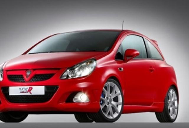 Un incident implicand un Vauxhall Corsa lasa o familie stupefiata