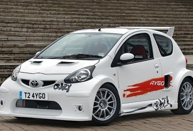 Toyota - Pregatita sa faca show de neuitat!