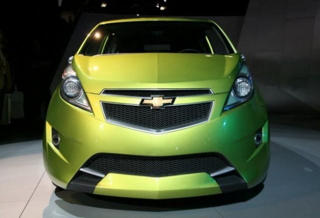 GM ar putea lansa modelul Chevrolet Beat mai devreme de 2012