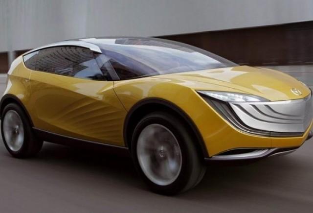 Mazda Hakaze - Surf car