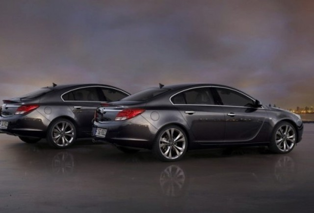 Vauxhall Insignia - O noua surpriza la orizont