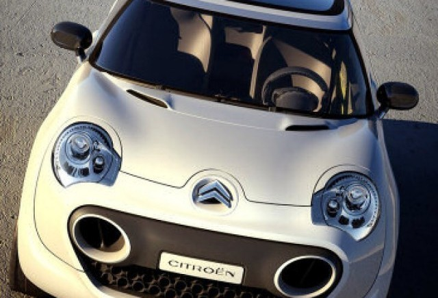 Citroen C-Cactus - Captarea viitorului...
