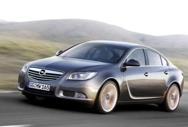 Opel Insignia prezentat in premiera mondiala la Salonul Auto de la Londra