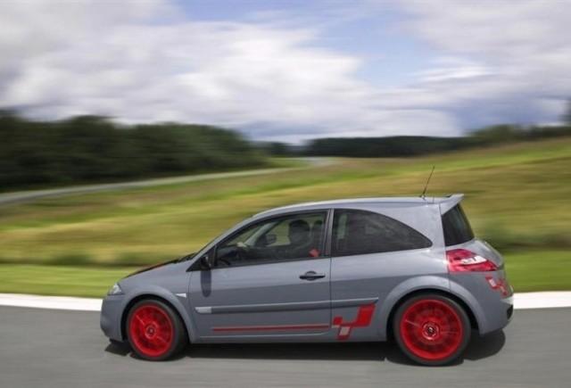 Renault Megane Sport R26.R - De pe pista pe sosea