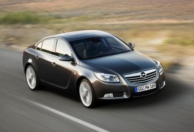 Opel Insignia - Avanpremiera