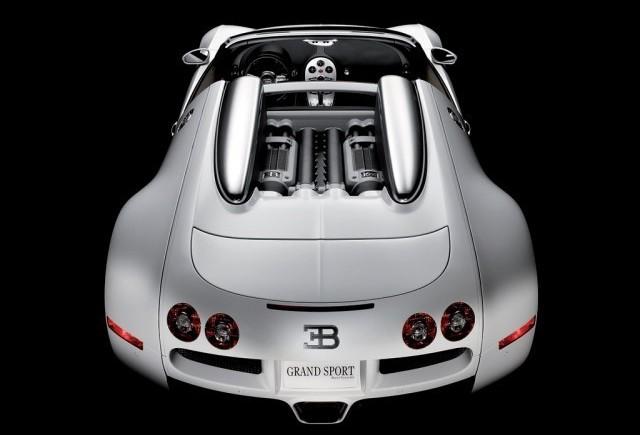 Bugatti Veyron -