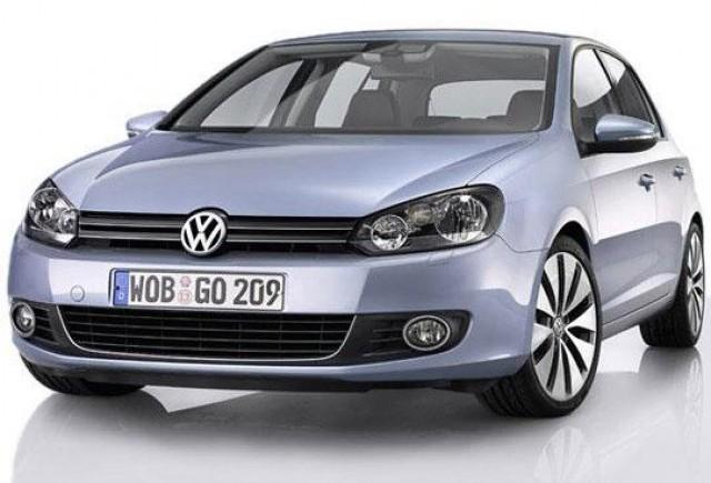 Volkswagen Golf 6 - Surpriza dezvaluita!