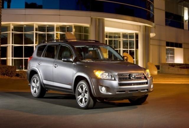 Toyota Rav4 - SUV reimprospatat