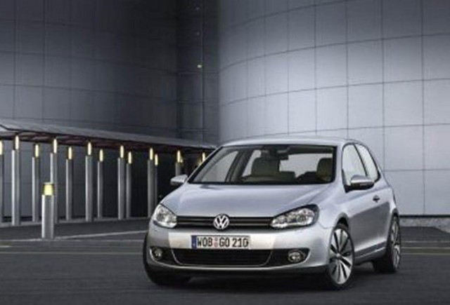 Volkswagen Golf 6 - O surpriza nu vine niciodata singura!