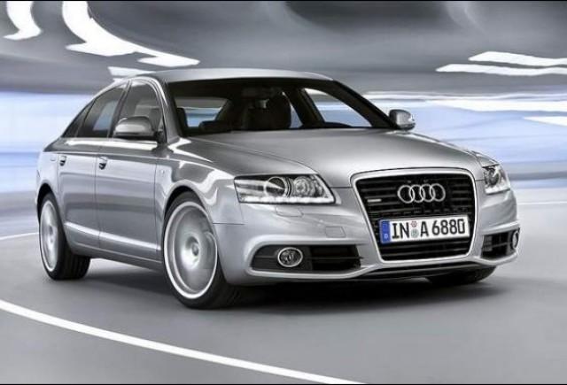 Audi A6 - Noi elemente ispititoare