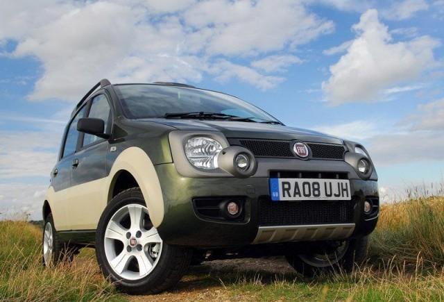Fiat Panda Cross - Atragator nu doar prin pret!