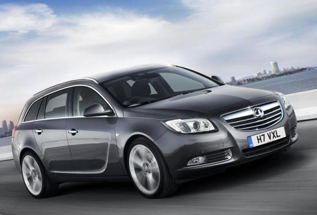 Vauxhall Insignia - Cand marimea chiar conteaza!