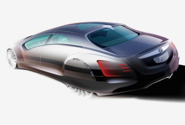 Mercedes Benz F700 - Lux la dieta