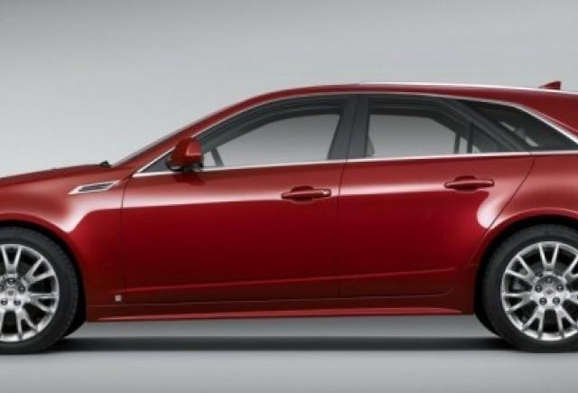 Cadillac CTS Sport Combi - Gata de asalt!