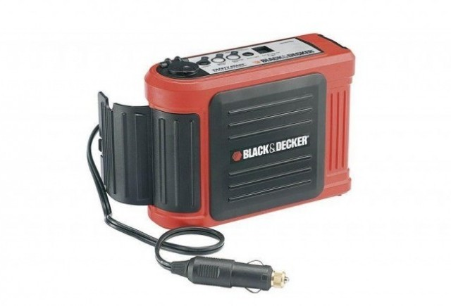 Black & Decker Jump Starter - Readucand bateria in lumea celor