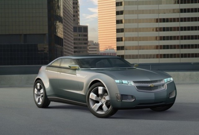 Chevrolet Volt - Misteriosul hibrid...