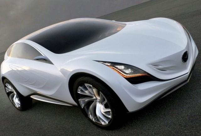 Mazda Kazamai - Lansare cu fast!