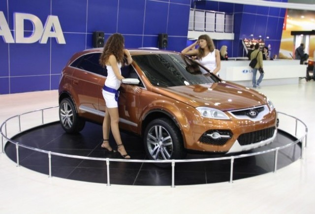 Lada Cross-C - Experiment neinspirat sau un viitor model?
