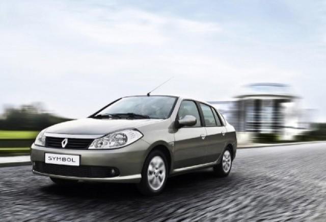 Renault Symbol - Simplismul loveste Moscova!