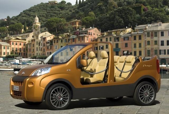 Fiat Portofino - Nostalgia vremurilor trecute...