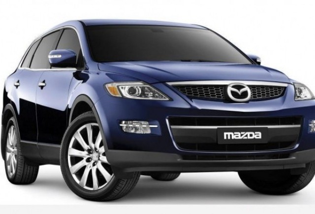 Mazda CX-9 - Viitorul gigant!