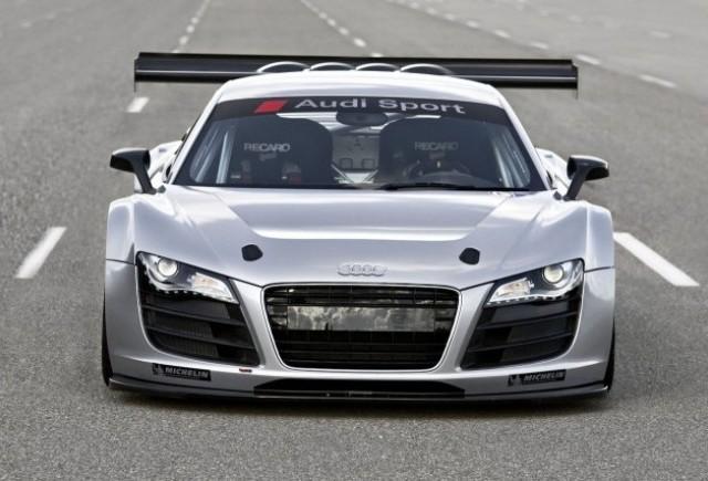 Audi R8 GT3 - Jocul seductiei