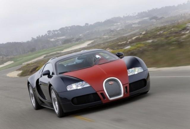 Bugatti Veyron Hermes - Sansa de a alege...