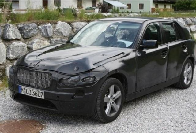 BMW X1 - Soldat in armada bavareza!